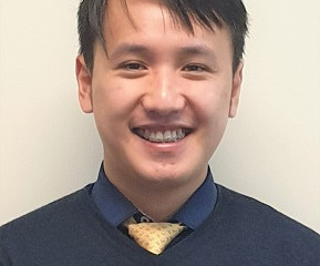 Welcome Dr Huy Nguyen!