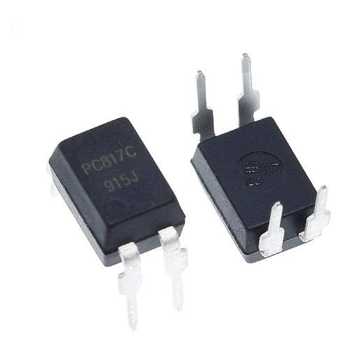 10 Unidades Pc817 El817 El817c DIP Optoacoplador Arduino