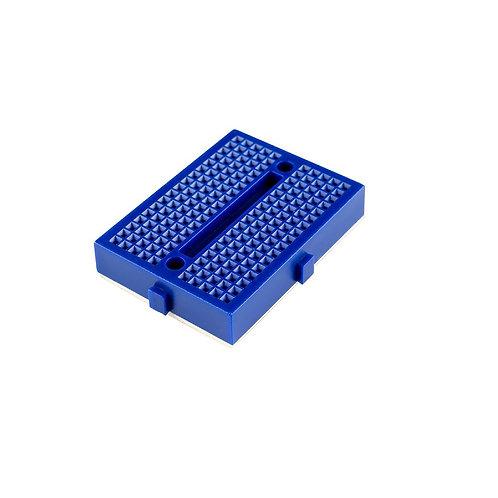 Protoboard 170 Pontos Azul Esp8266 Arduino Eletronica