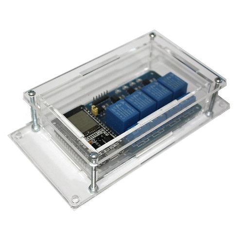 Caixa Case p/ Montagem Circuito Eletrônico M Esp8266 Arduino