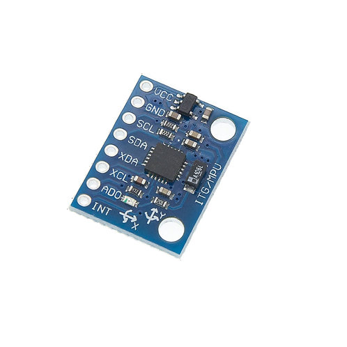 Acelerometro 3 Eixos Giro Mpu-6050 Arduino Esp8266 Nodemcu