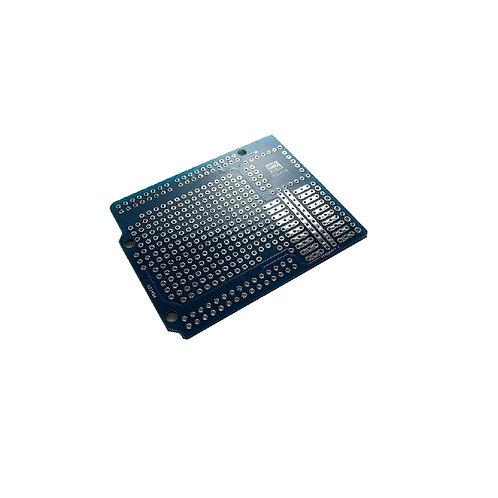 Shield Pcb Arduino Placa De Desenvolvimento Protoboard