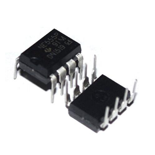 10 Unidades Ne555 Lm555 Temporizador Esp8266 Arduino Nodemcu