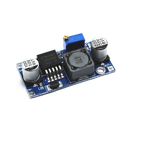 Conversor Ajustavel Dc-dc Lm2596 3a 4~40v Esp8266 Arduino