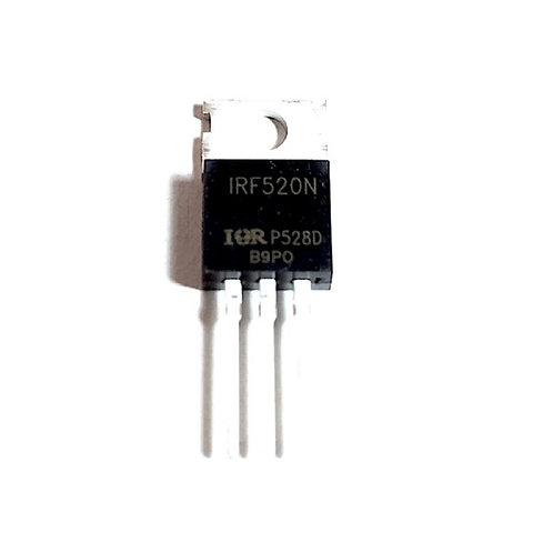 10 Unidades Mosfet Irf520 = Fqp13n10 Irf520n To220 9.2a 100v