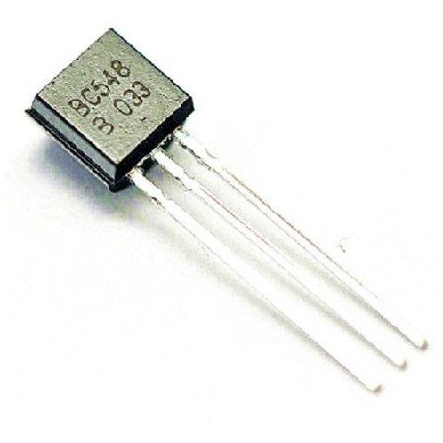 Bc548 Transistor Npn Arduino Eletronica Basica 20 Unidades