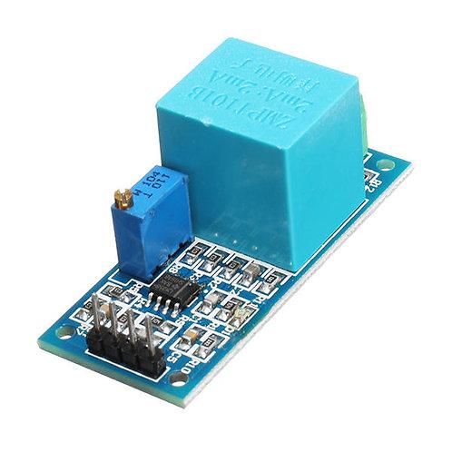 Modulo Sensor Tensao Ac 0 A 250v Voltimetro Zmpt101b Arduino