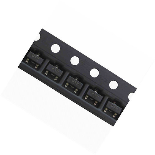 BSS138 J1 J1y Mosfet Transistor 10 Unidades