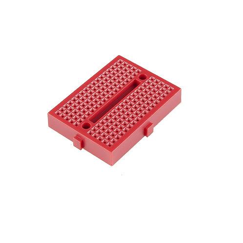 Protoboard 170 Pontos Vermelha Esp8266 Arduino Eletronica