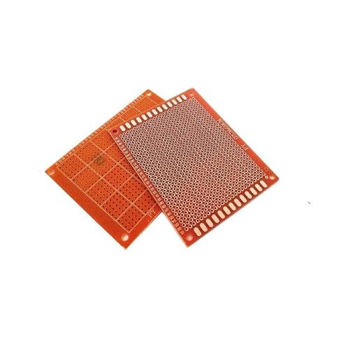 10 Unidades Pcb 7x9 Cm Mini Protoboard Arduino Esp8266