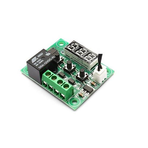 Termostato Controle Temperatura W1209 Esp8266 Arduino