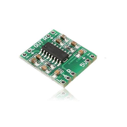 Pam8403 Mini Amplificador Digital Modulo Stereo 3+3 Watts