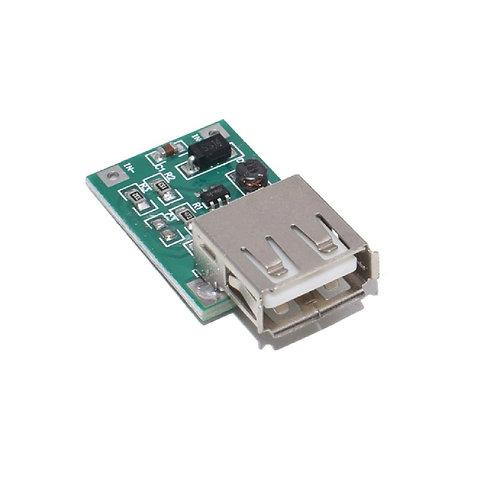 Regulador Tensão Usb Step Up Dc Dc Input 2V a 5v Output 5v 1a Esp8266 Arduino