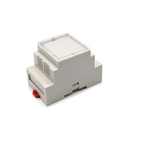 Caixa Din Case Montagem Circuito Eletronico Esp8266 Arduino