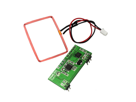 Rdm6300 Rfid Modulo de Leitura de Tag 125Khz - Arduino