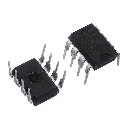 Lm386 CI Dip 8 Amplificador Mono para Circuito Esp8266 Arduino 1 Unidade