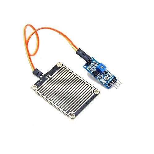Sensor De Chuva Com Módulo Arduino Esp8266 Nodemcu Esp32