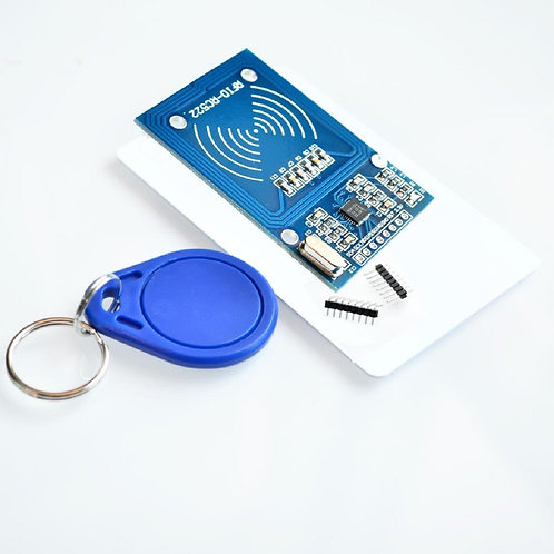 Rfid Rc522 + Cartão + Tag Mifare 13.56mhz Esp8266 Arduino