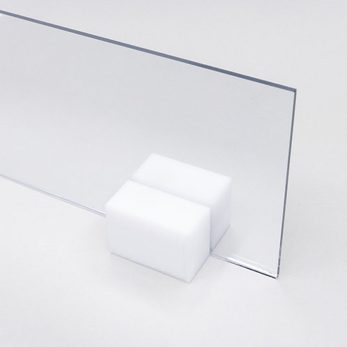 Acrilico Cristal 20x20cm 2mm Transparente Corte Laser Cnc