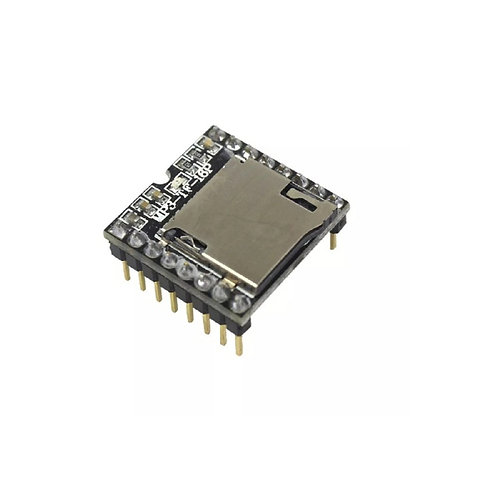 Mp3 Modulo Player Mini Arduino Esp32 Esp8266 Esp01