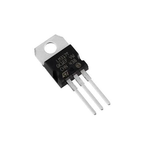 10 Unidades Lm317 Regulador Tensão 1.2 A 37v To220 Arduino