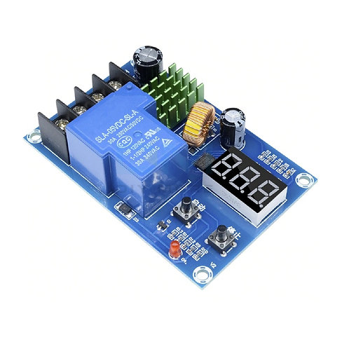 Controlador De Carga Bateria 12a24v 30a Display Painel Solar