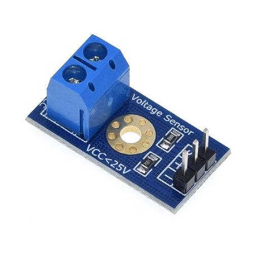 10 Unidades Sensor De Tensao 0 A 25vdc Arduino Esp8266 Pic