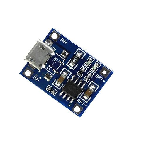 TP4056 Esp8266 Arduino Atmega328p Carregador 5V