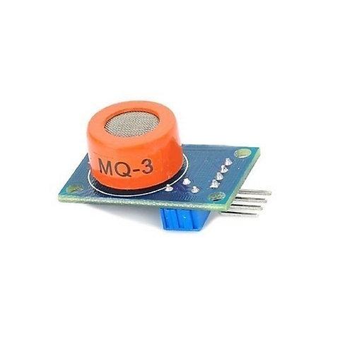 Mq-3 Modulo Sensor Esp8266 Nodemcu Arduino