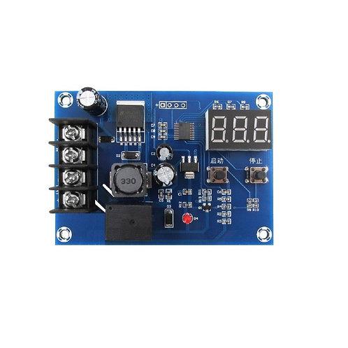 Controlador De Carga Bateria 12a24v 10A Com Display Painel Solar