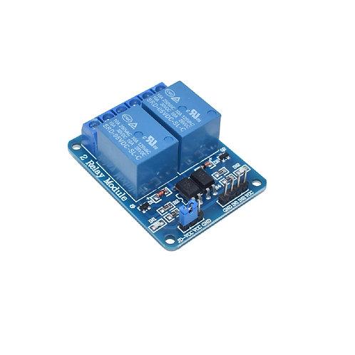 Rele 2 Canais 5v Modulo Esp8266 Arduino