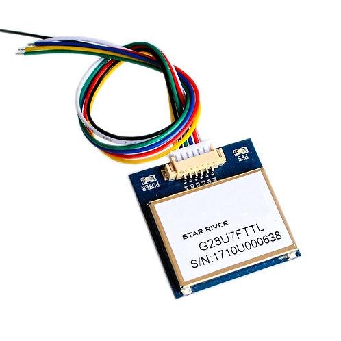 Modulo Gps G28u7fttl = Vk2828u7 Antena Ttl 1-10hz Esp8266 Arduino