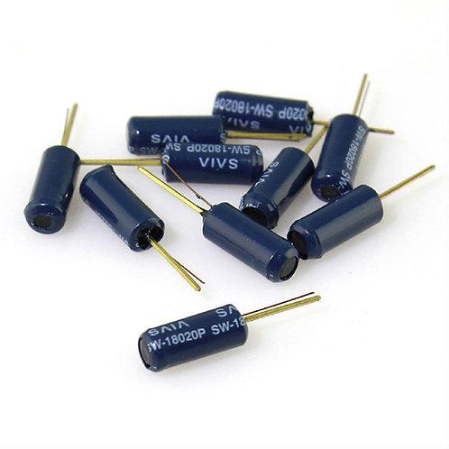 Sensor Vibracao Switch Sw18020p Arduino Esp8266 X 10 Unidades