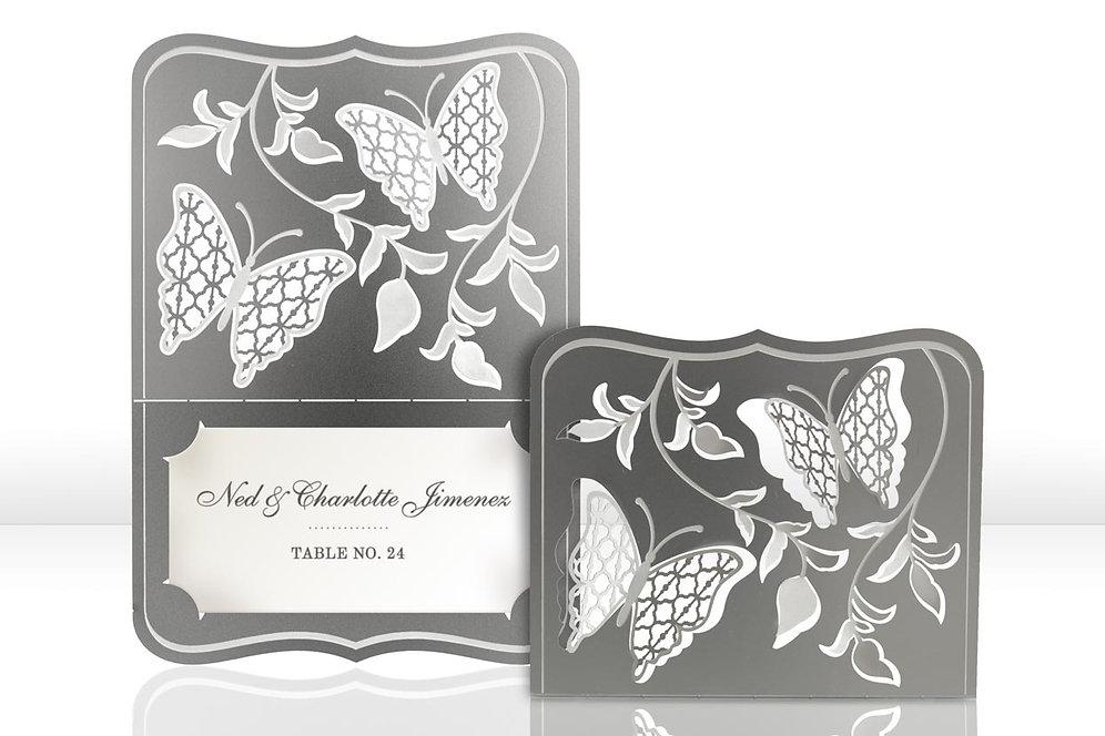 Flutter Favor | invite-design