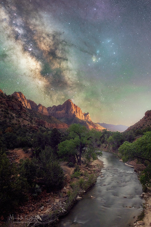 The Beauty of Zion National Park
