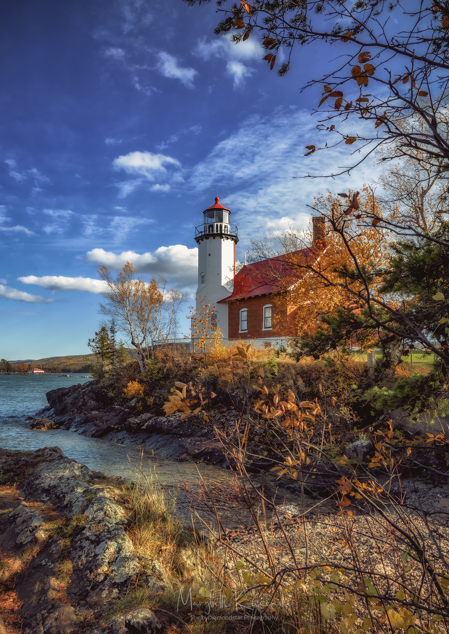 Eagle Harbor Lighthouse, MI