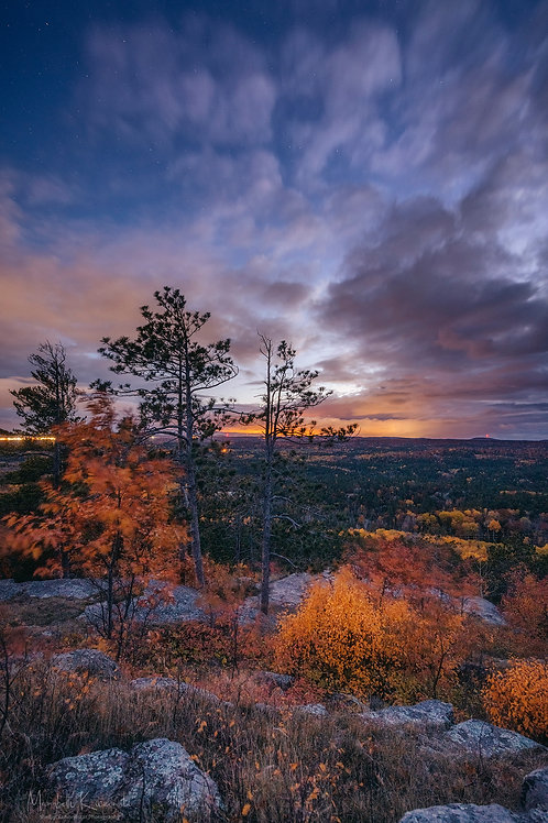 Sugarloaf Mountain -Twilight