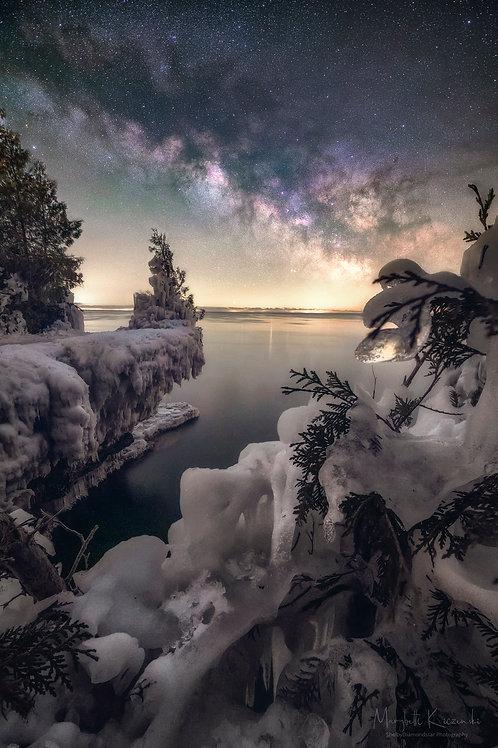 Wisconsin Winter Nights
