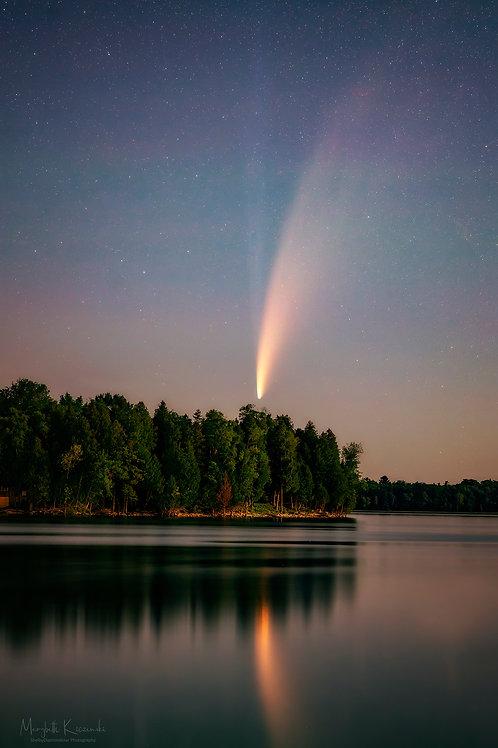 Comet NEOWISE - Door County, WI
