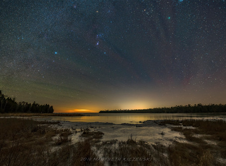 Deep Sky Photography.  What Could Go Wrong?