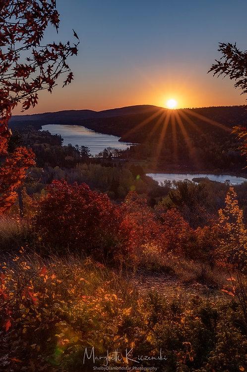 Copper Harbor Sunrise