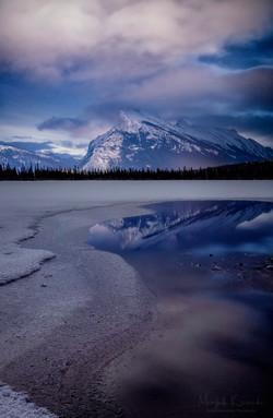 Banff at Dawn