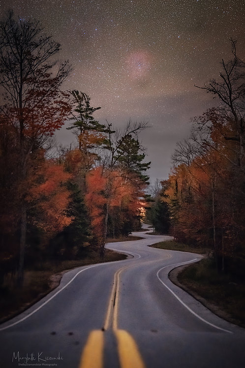 Highway to the Stars - Door County, WI