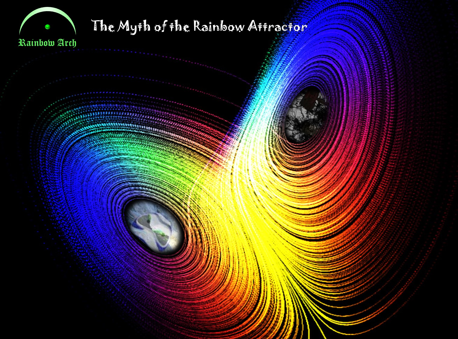 The Myth of the Rainbow Attractor