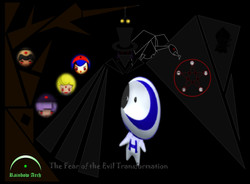 The Fear of the Evil Transformation