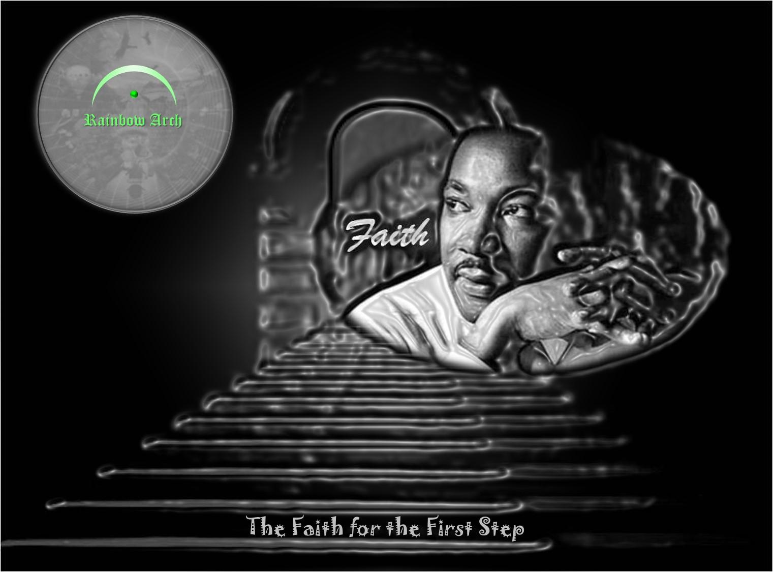 The Faith for the First Step