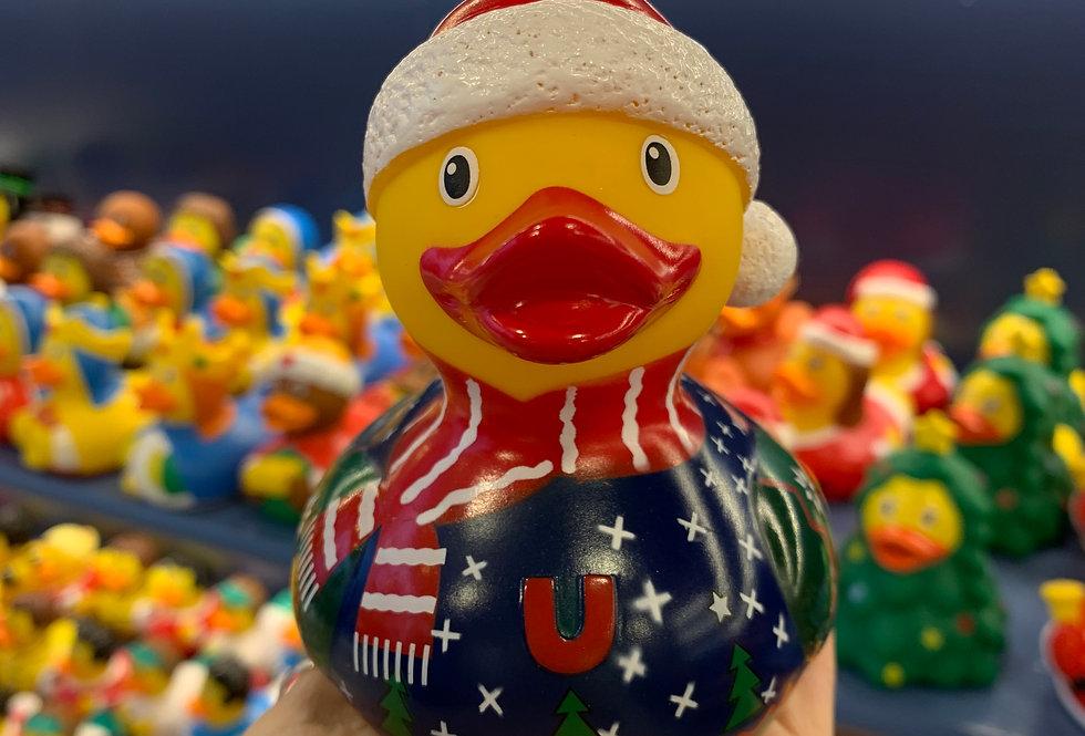 Christmas Jumper Duck