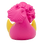 Thumbnail: Mermaid Rubber Duck Pink