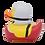 Thumbnail: SM Rubber Duck