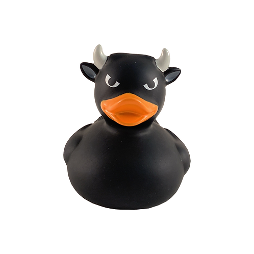 Bull Rubber Duck